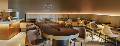 Star Alliance en Swissport Aspire Lounges op Schiphol Airport